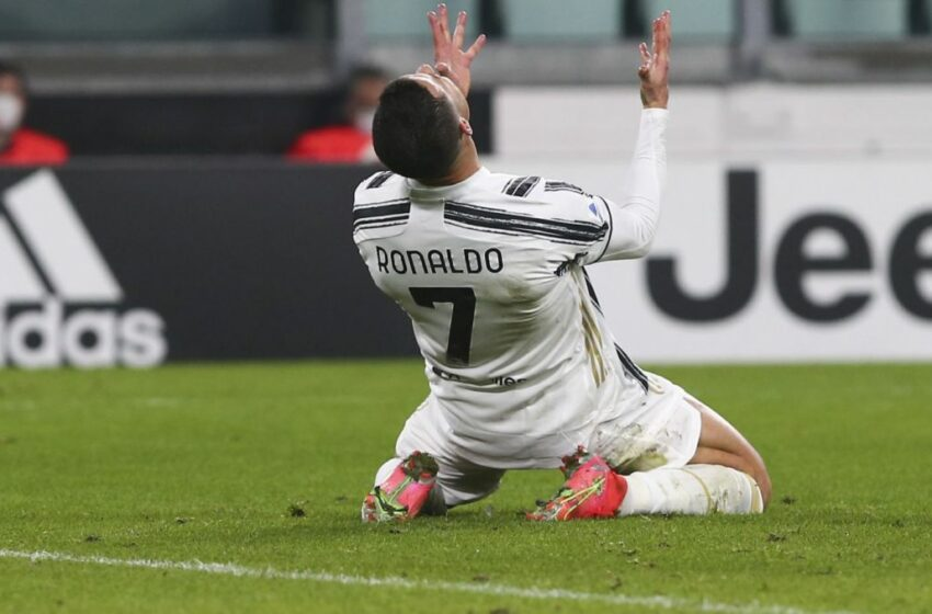 Cristiano Ronaldo zostaje w Turynie na dłużej